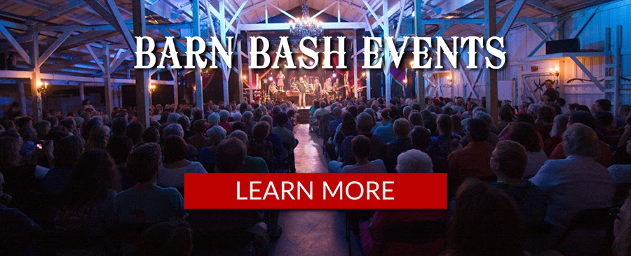 Barn Bash Events - Learn More