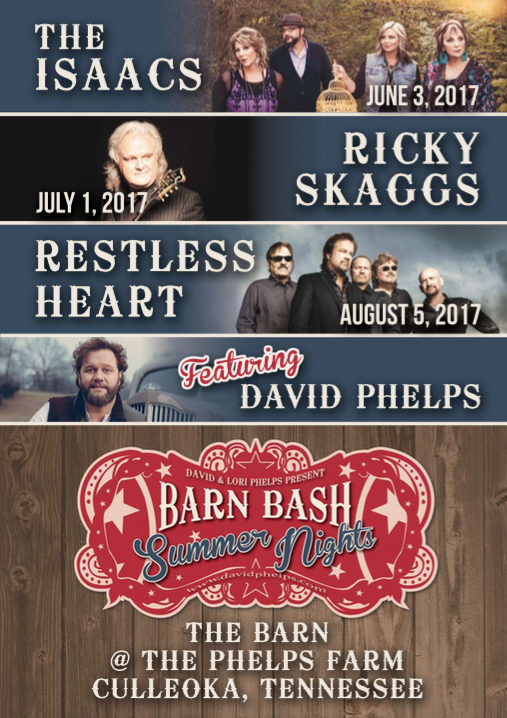 Barn Bash Summer Series
