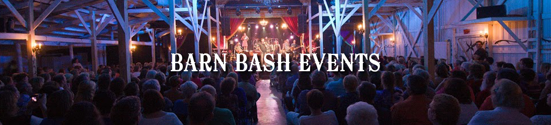 Barn Bash Events - David Phelps