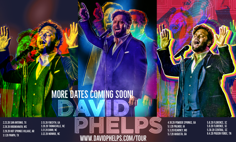 David Phelps Live! on Tour