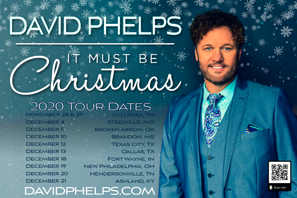 David Phelps Online
